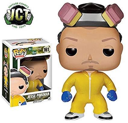 Funko Pop Breaking Bad Jesse Pinkman 161