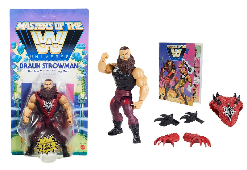 WWE Masters of the Universe Triple H Figure [Exclusive]