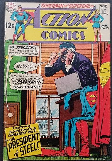 Action Comics #371 FN