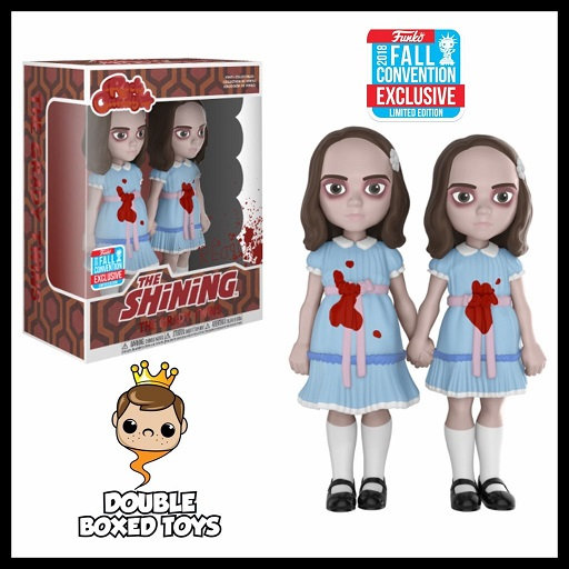 Rock Candy The Shinning The Grady Twins NYCC 2018