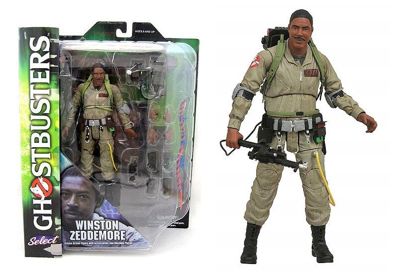 Ghostbusters Diamond Select Toys Winston Zeddemore Action Figure