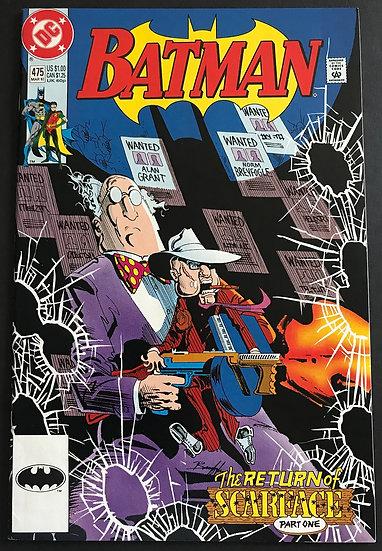 Batman #475 VF+