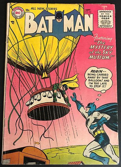 Batman (1940) #94 VG-