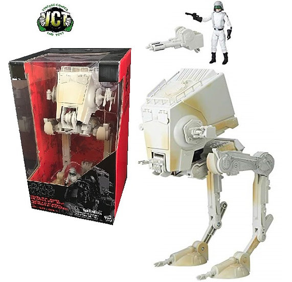 Starwars The Black Series Imperial At-St Walker And Imperial At-St Driver