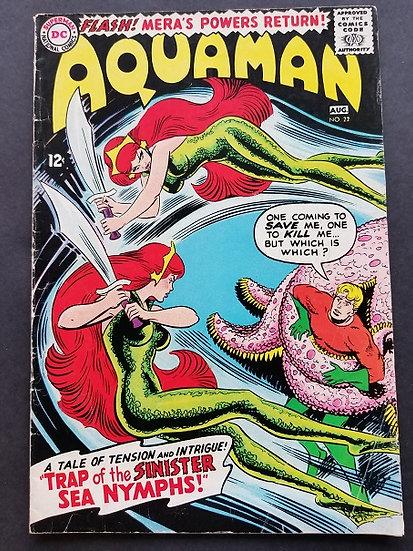 Aquaman 22 VG
