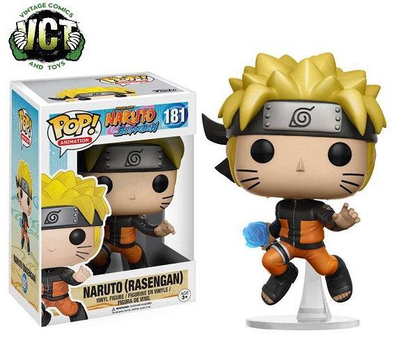 Funko Pop Animation Naruto Shippuden Naruto (Rasengan) 181