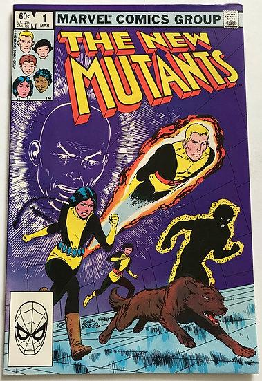 New Mutants (Marvel) #1 NM-
