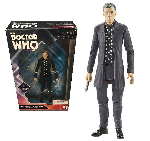BBC Doctor Who The Twelfth Doctor 5.5 Inch Collector Figure
