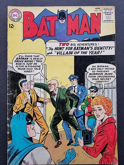 Batman (1940) #157 VG+
