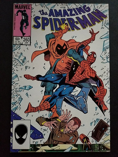 Amazing Spider-Man 260 VF/NM
