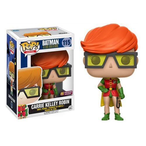 Batman The Dark Knight Returns Carrie Kelley Robin 115 PX Previews Exclusive