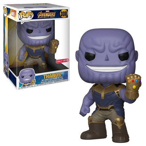 Avengers Infinity Wars 10 inch Thanos 308 Target Exclusive