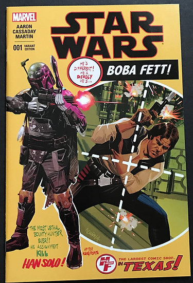 Star Wars (Marvel) #1 VF/NM