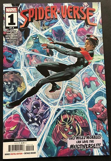 Spider-Verse (Marvel) #1 VF/NM [2nd Printing]