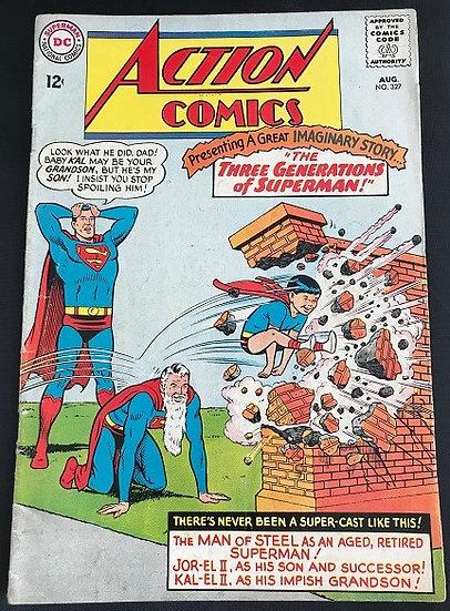 Action Comics #327 FN