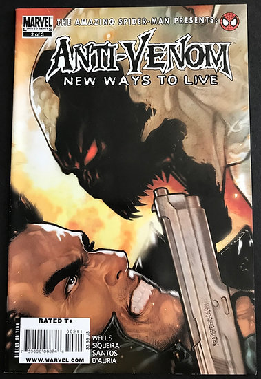 Amazing Spider-Man Presents Anti-Venom (Marvel) #2 VF/NM