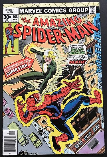 Amazing Spider-Man (Marvel) #168 NM