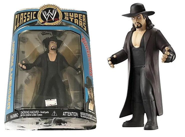World Wrestling Entertainment Classic Super Stars Collector Under Taker