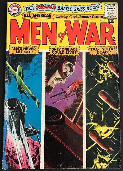 All American Men of War (1952) #111 FN-