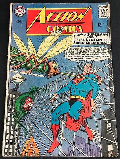 Action Comics #326 VG