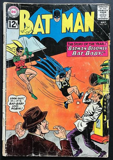 Batman (DC) #147 GD