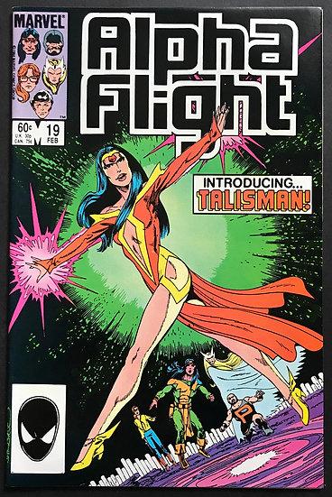 Alpha Flight #19 (Marvel) NM