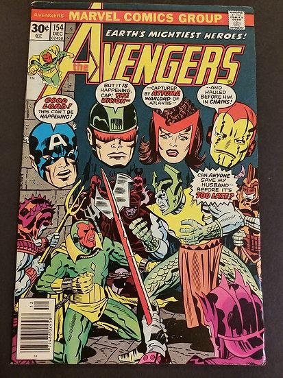 Avengers (Marvel ) #154 VF
