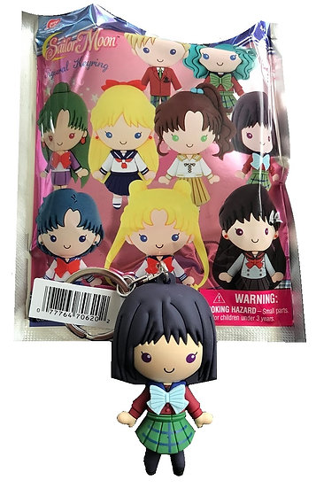 Sailor Moon Series 3 Hotaru 3-D Figural Key Chain