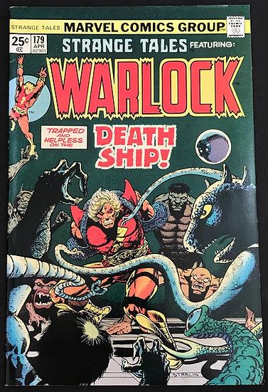 Strange Tales (1951-1976 1st Series) #179 VF