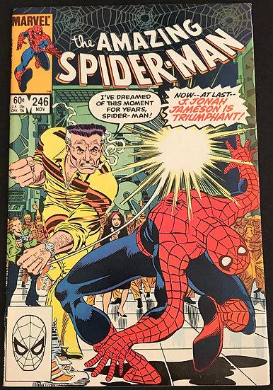Amazing Spider-Man 246 FN/VF