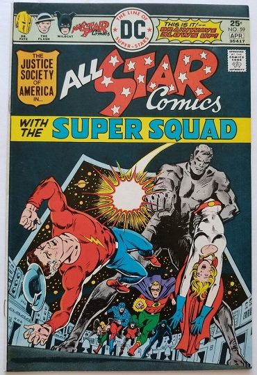All Star Comics 59