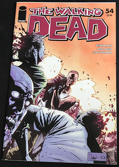 Walking Dead (Image) #54 NM