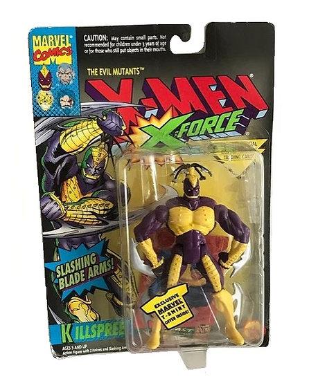 1994 X-Men X-Force The Evil Mutant Killspree- Toy Biz