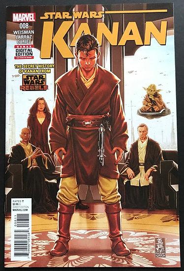 Star Wars Kanan (Marvel) #8