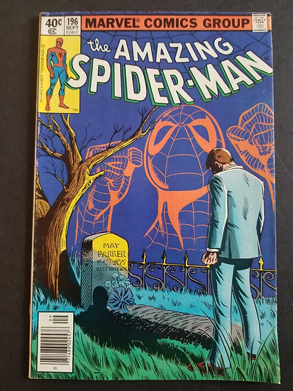 Amazing Spider-Man 196 VF