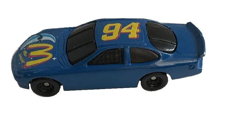 1993 Hot Wheels Mcdonald's Racing Happy Meal No.94 Nascar [Loose Diecast]