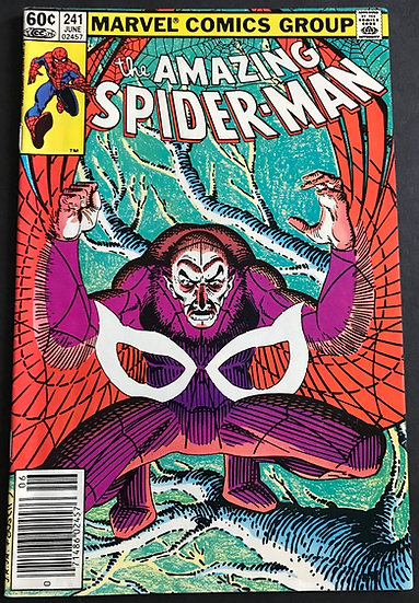 Amazing Spider-Man (1963 Marvel ) #241 VF+ [Mark Jewelers]
