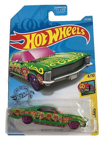 Hot Wheels HW Art Cars '64 Buick Riviera