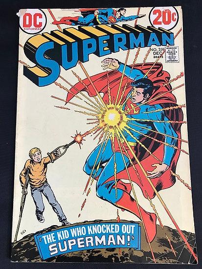 Superman (1939 1st Series) #259 VG