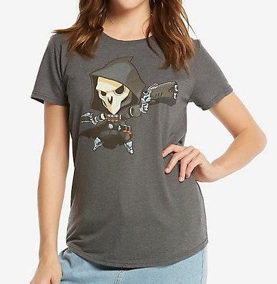 Overwatch CBD Reaper Tee