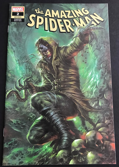 Amazing Spider-Man 2 LGY 803 Lucio Parrillo Variant