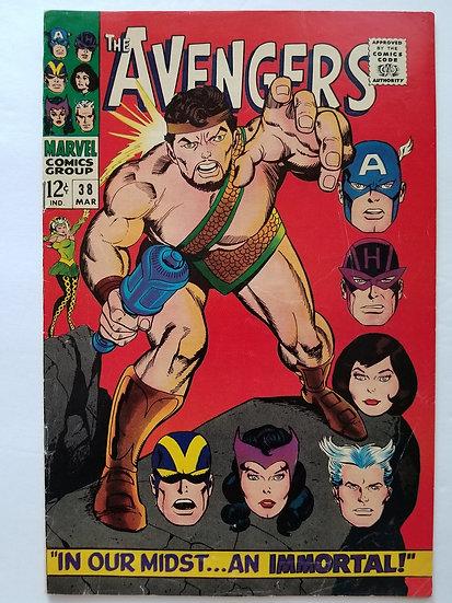 Avengers (Marvel ) #38 FN+