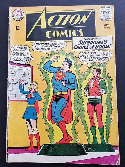 Action Comics #316 VG