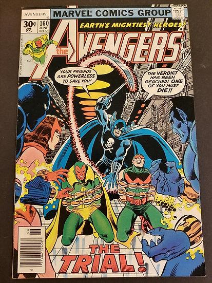 Avengers (Marvel ) #160