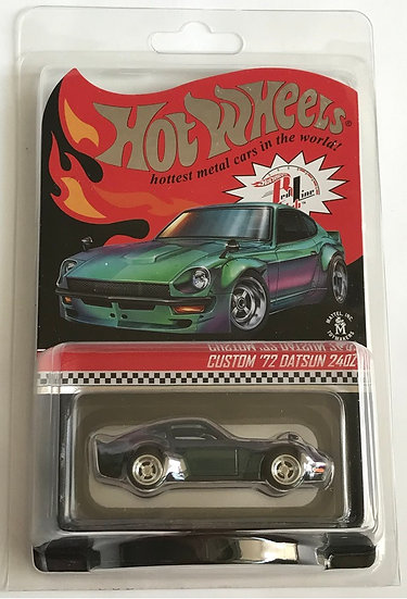 2019 Hot Wheels RLC Custom '72 Datsun 240Z Chameleon