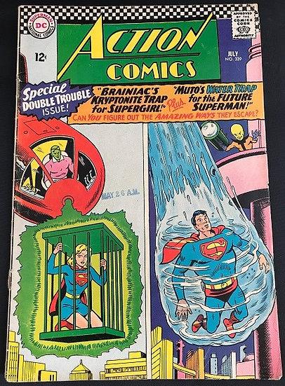 Action Comics #339 VG