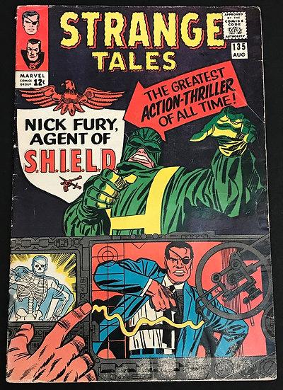 Strange Tales (1951-1976 1st Series) #135 GD-