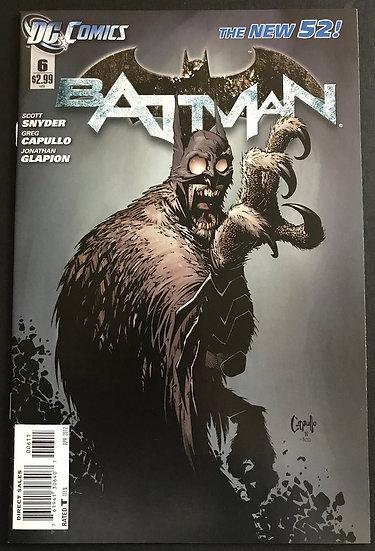 Batman (2011 2nd Series) #6 NM+