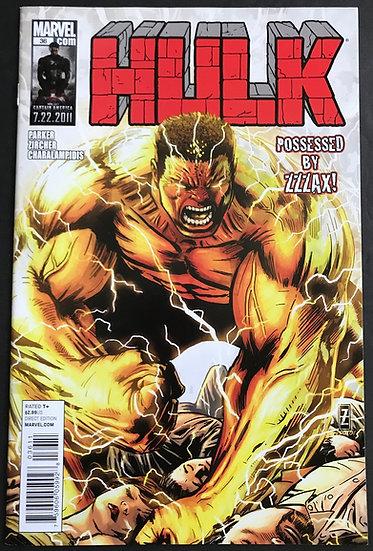 Hulk (2008 Marvel) #36 NM