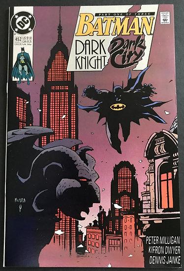 Batman (1940) #452